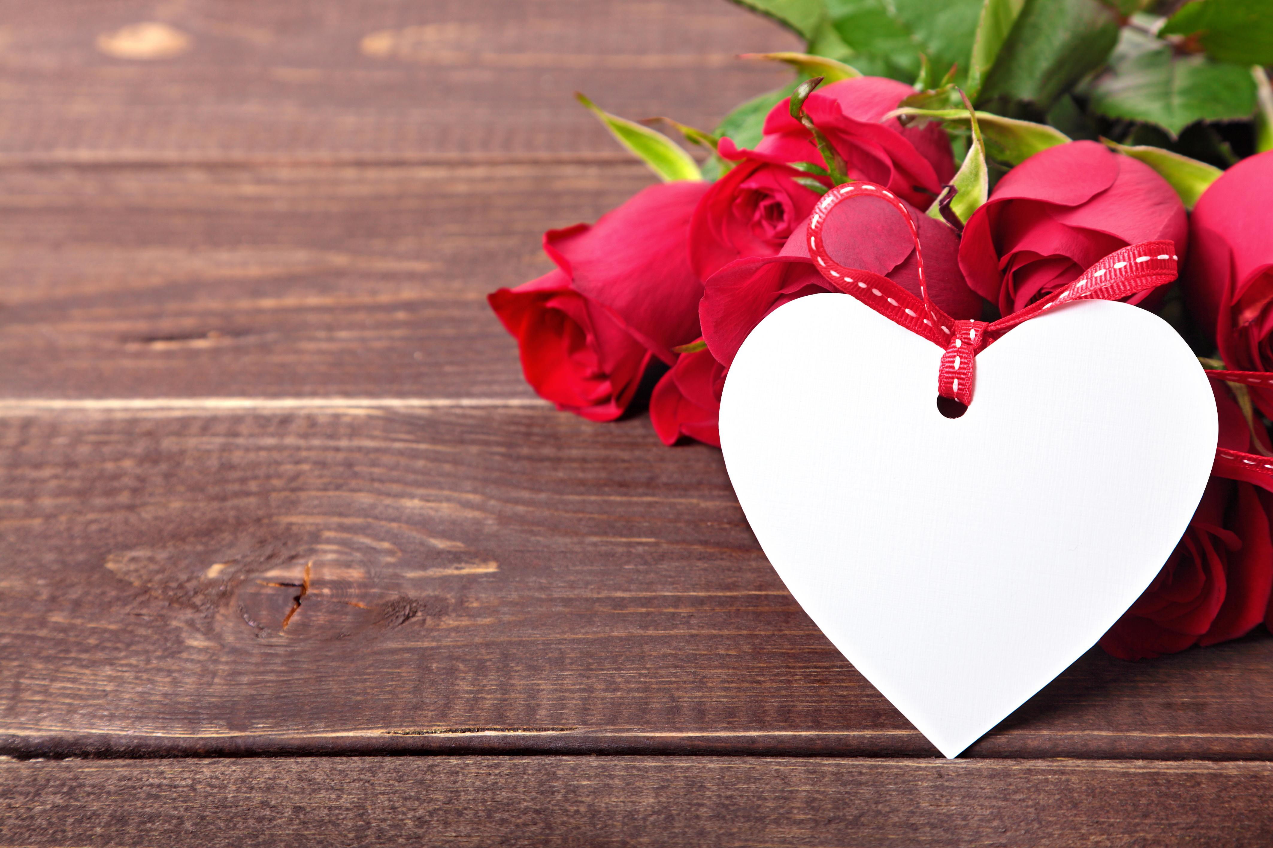 Красивые картинки с цветами и сердечками