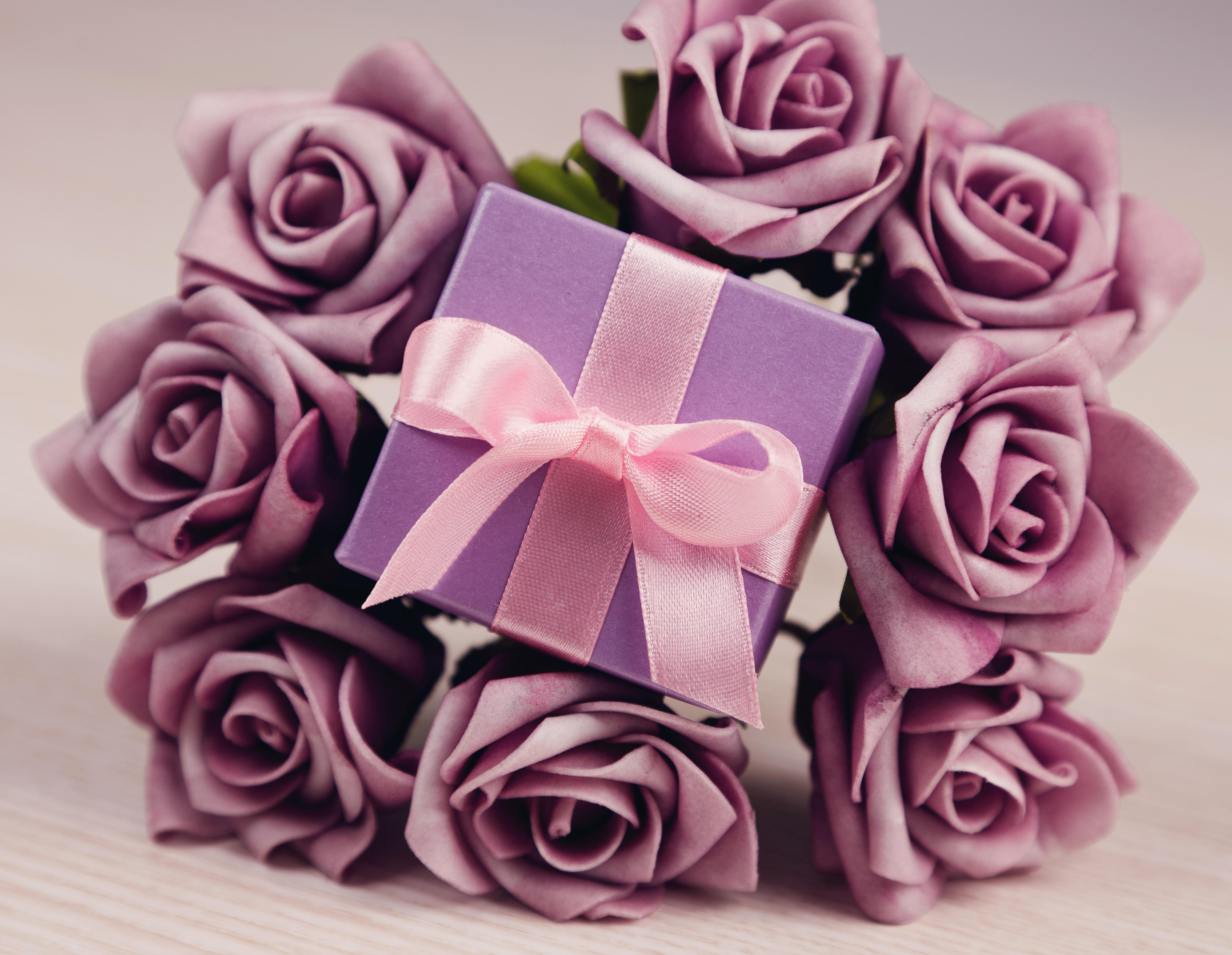 Цветы подарок картинки
