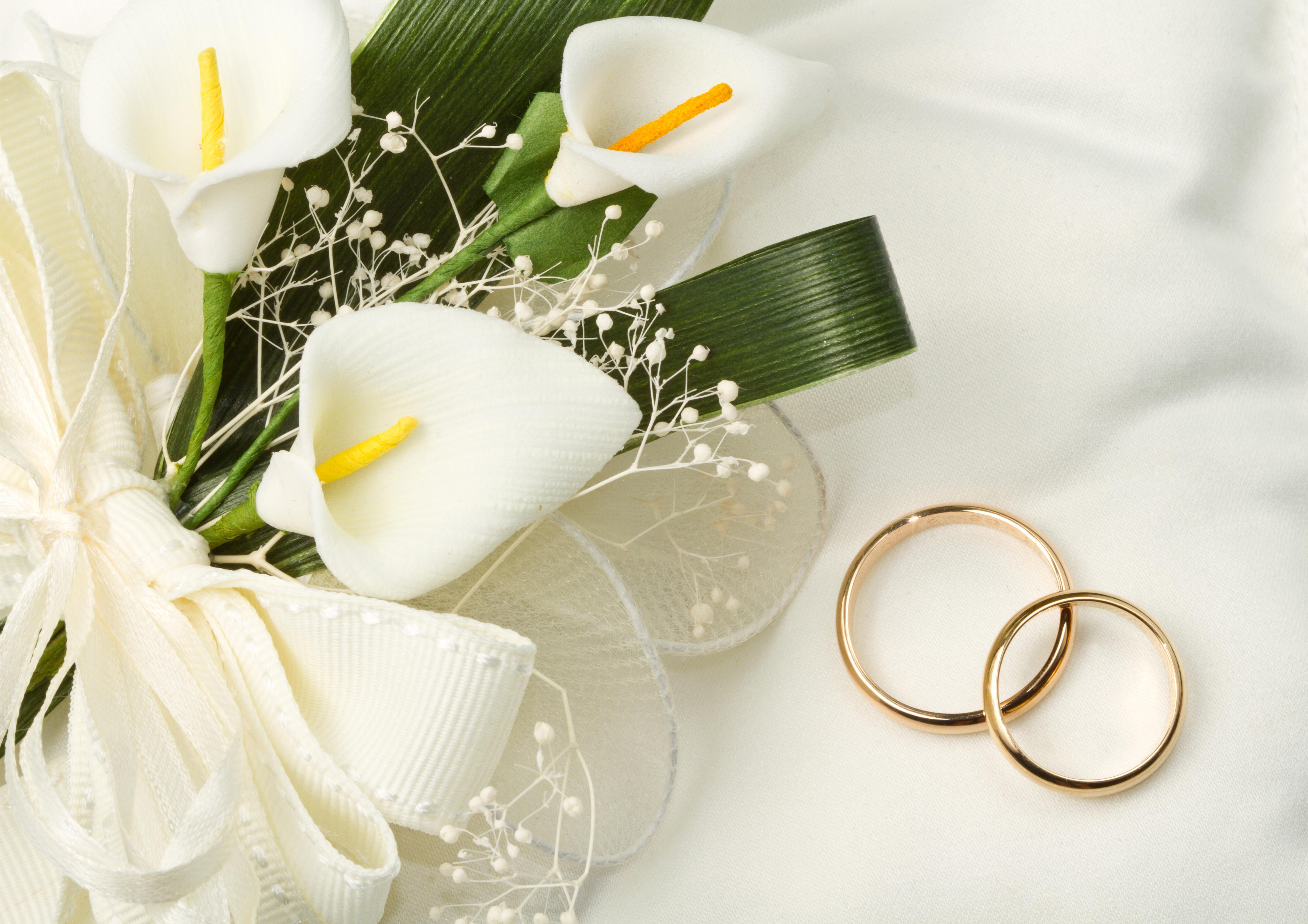 Поздравление, открытки с цветами на день свадьбы