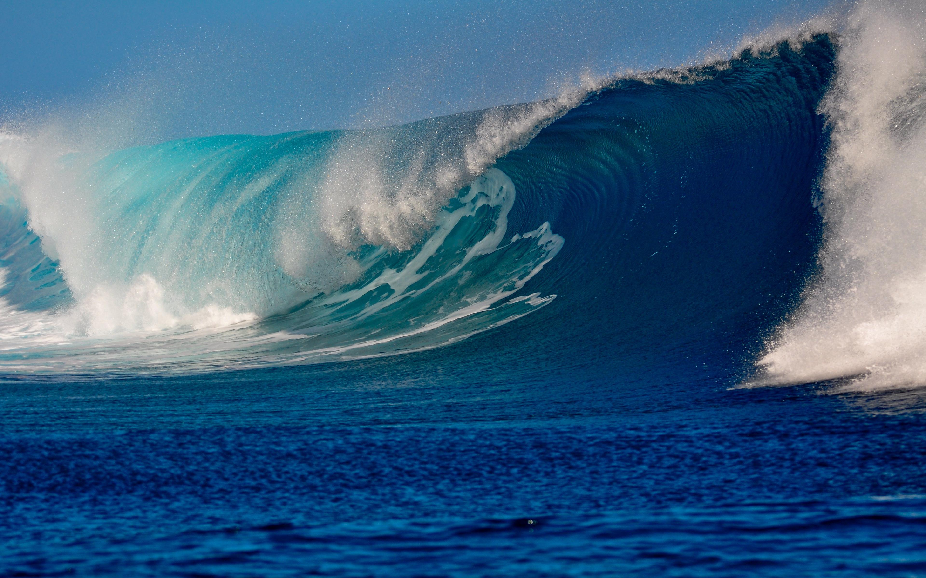 Фотографией марта, картинки волны моря