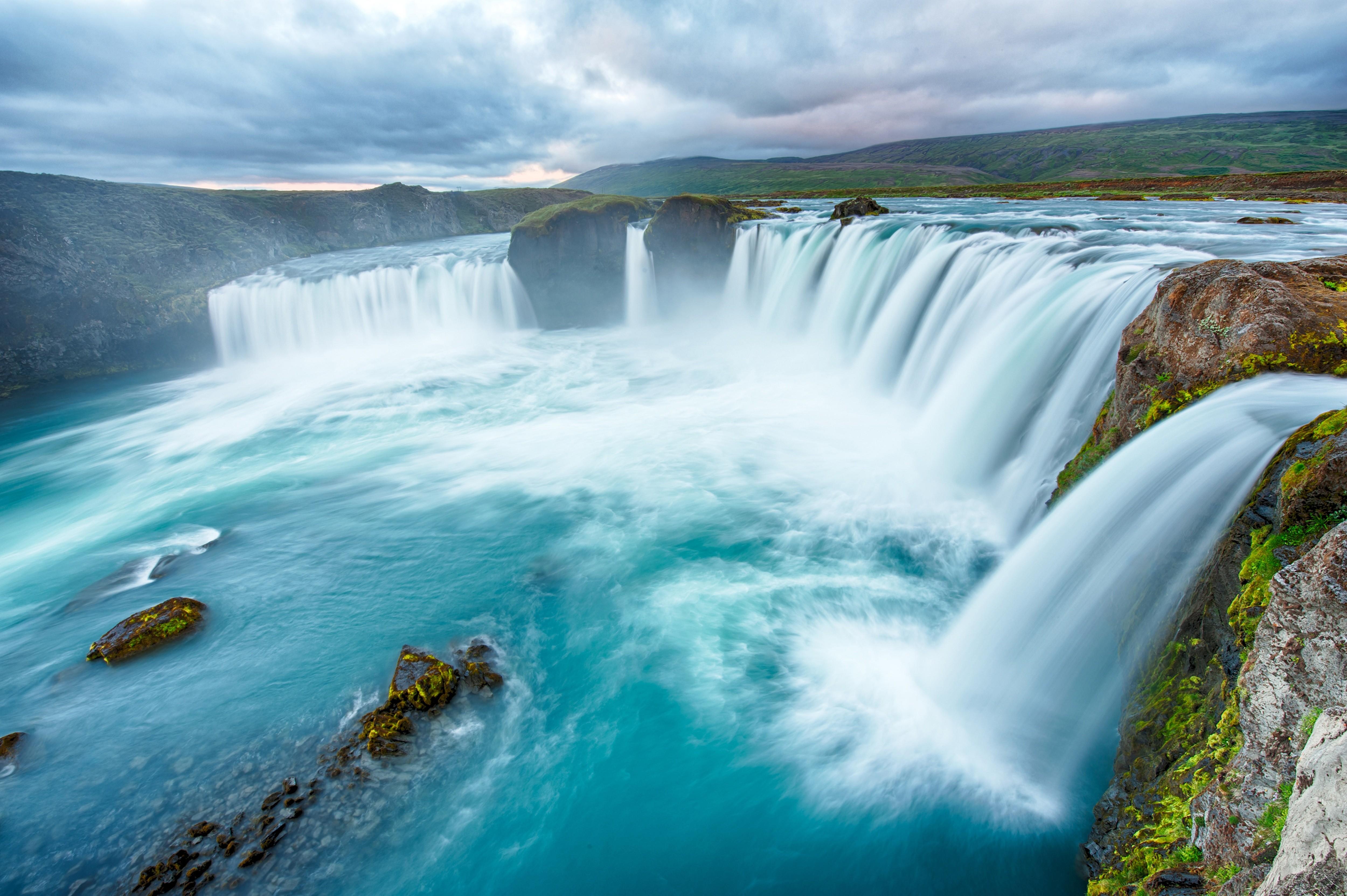 выработали картинки про водопад как