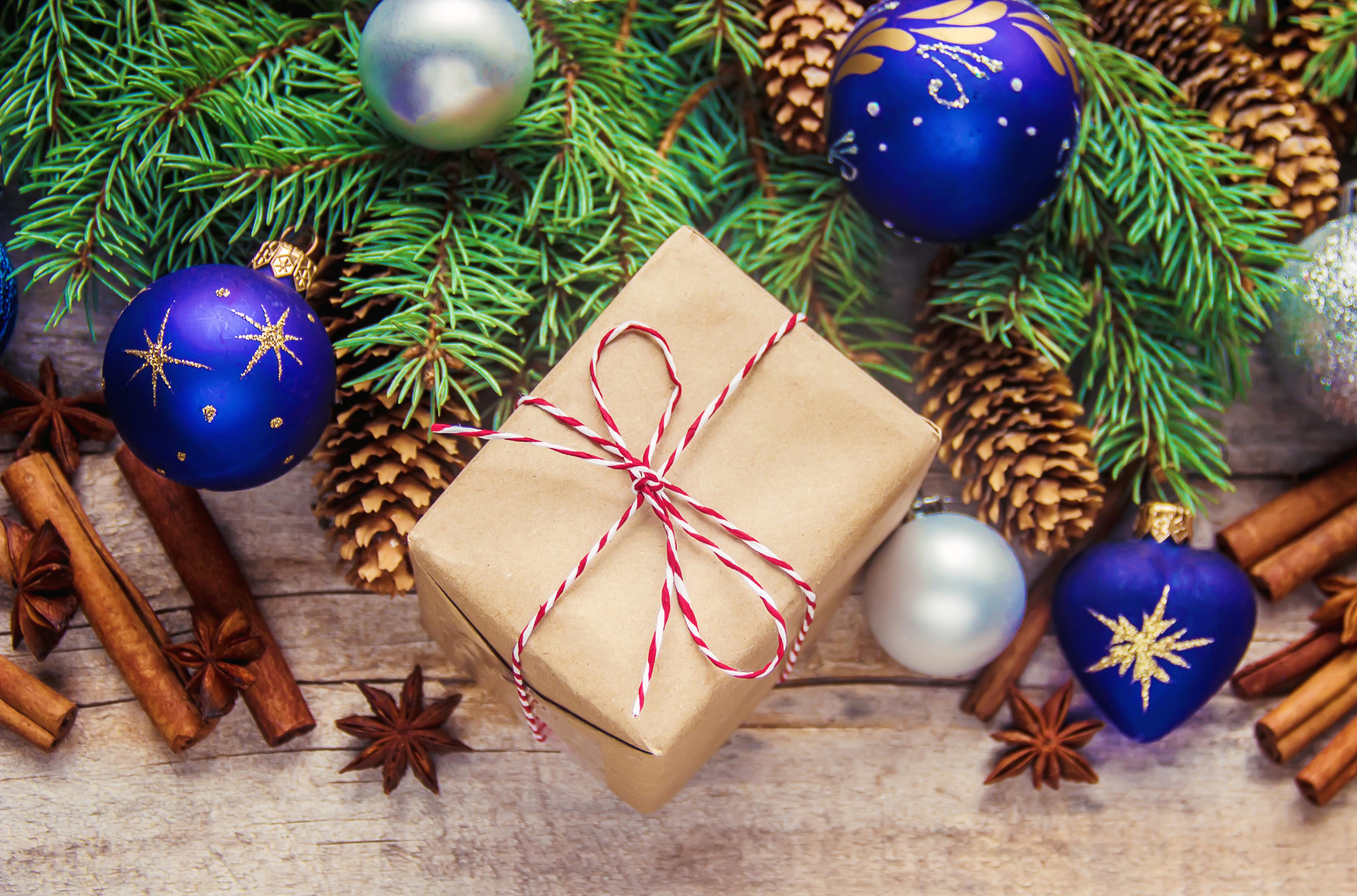 подарки на новый год картинки игрушки домашней степной рыси