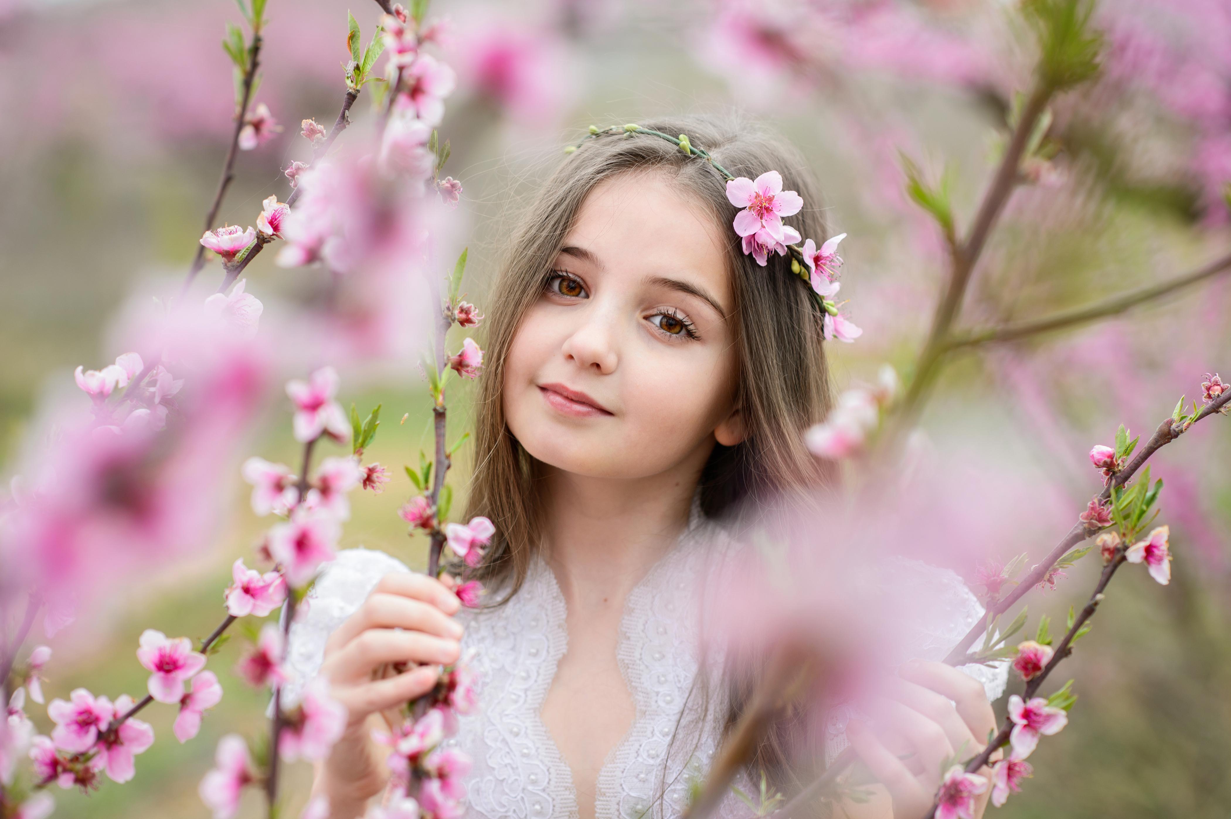Весна девчонки картинки