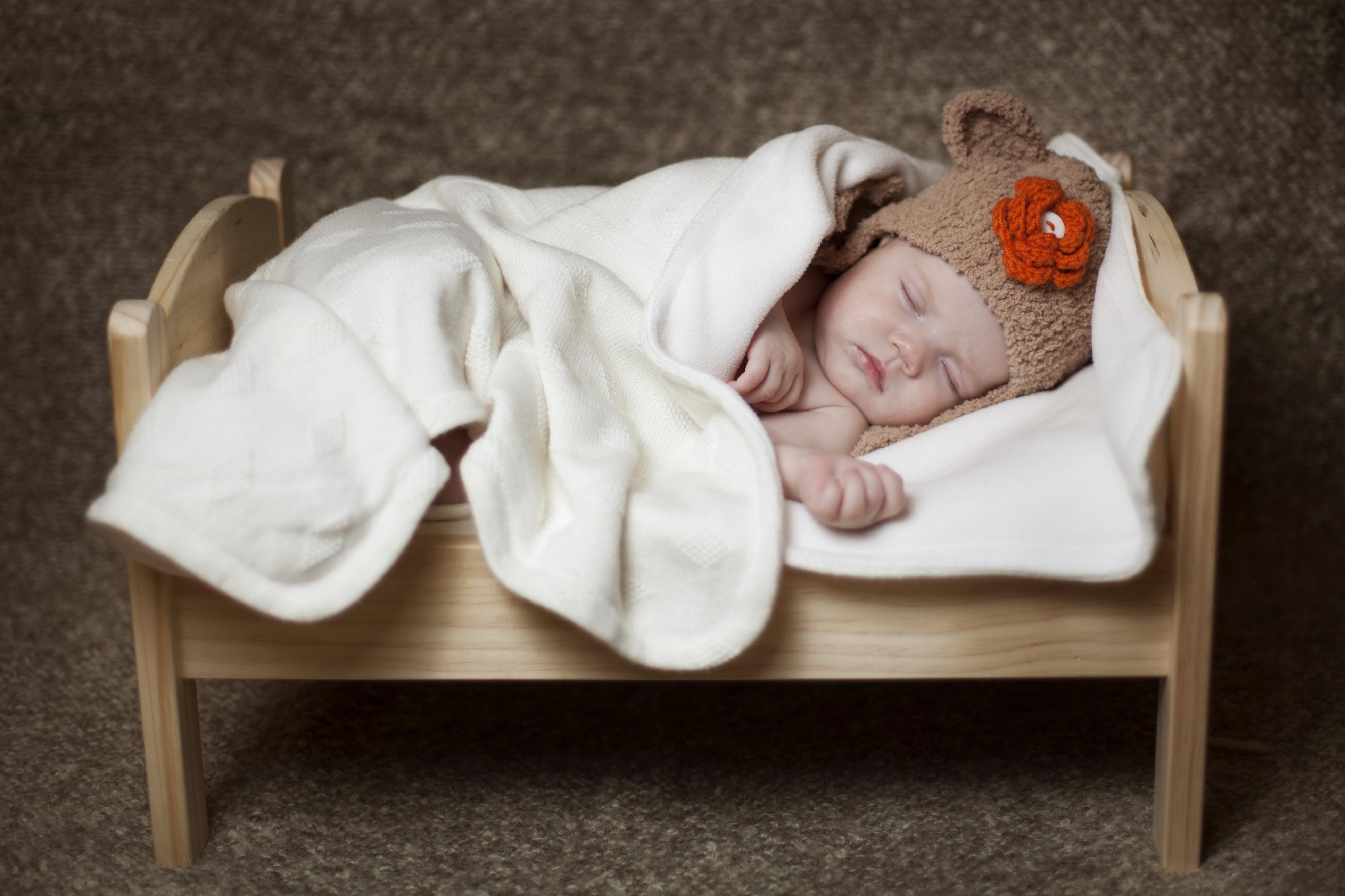 Спящий младенец картинка