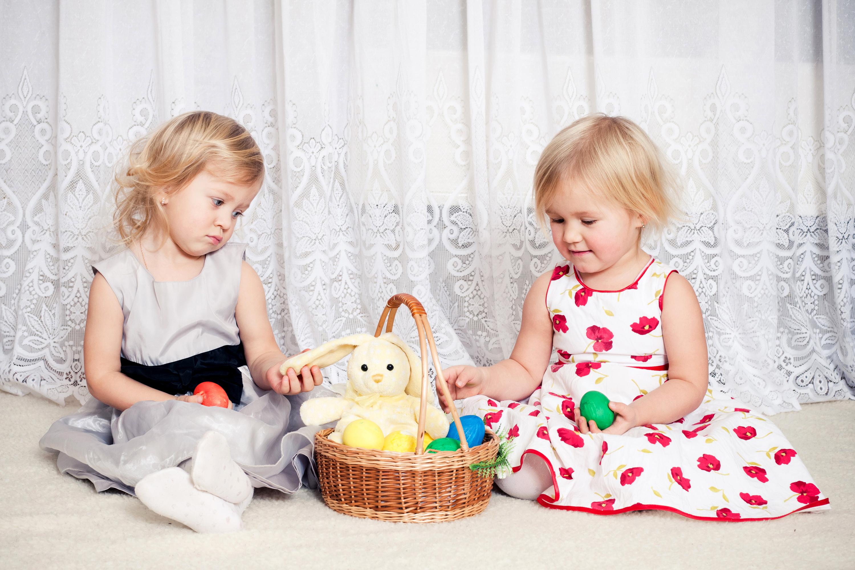 Дети, семейные фотосессии, Пасха Идеи для фото Pinterest 38