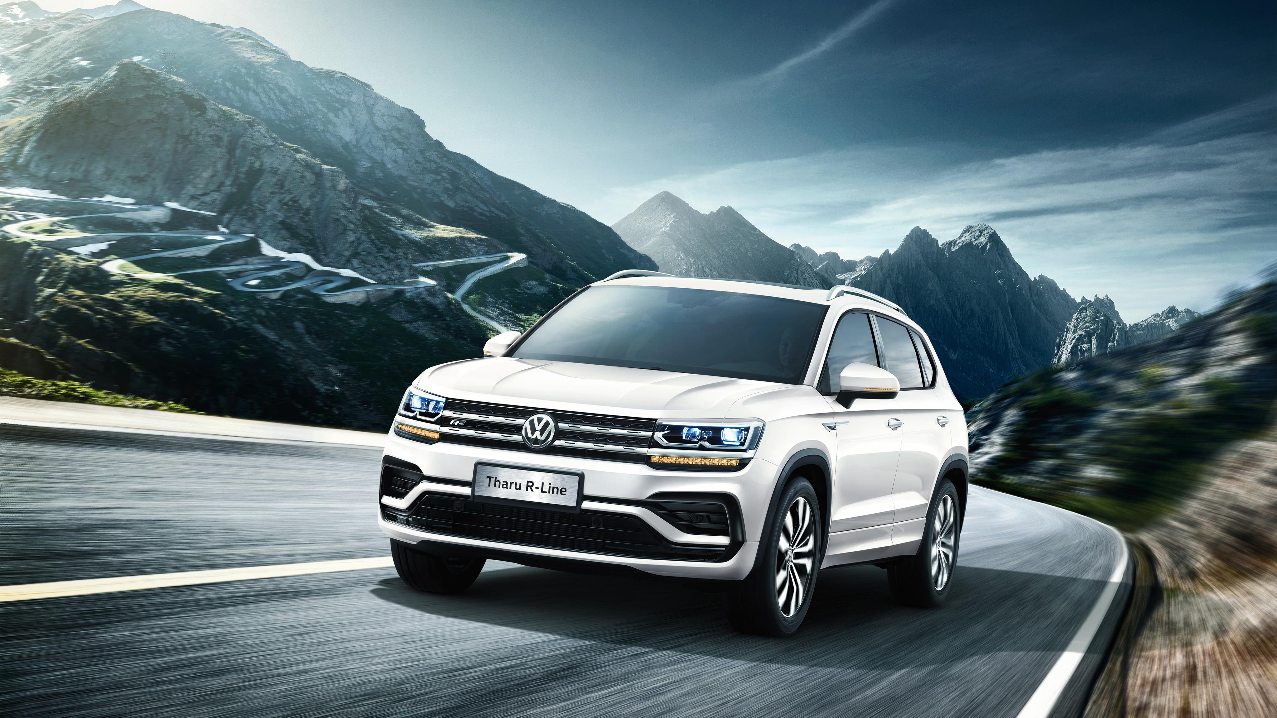 Внедорожник: Volkswagen Tiguan