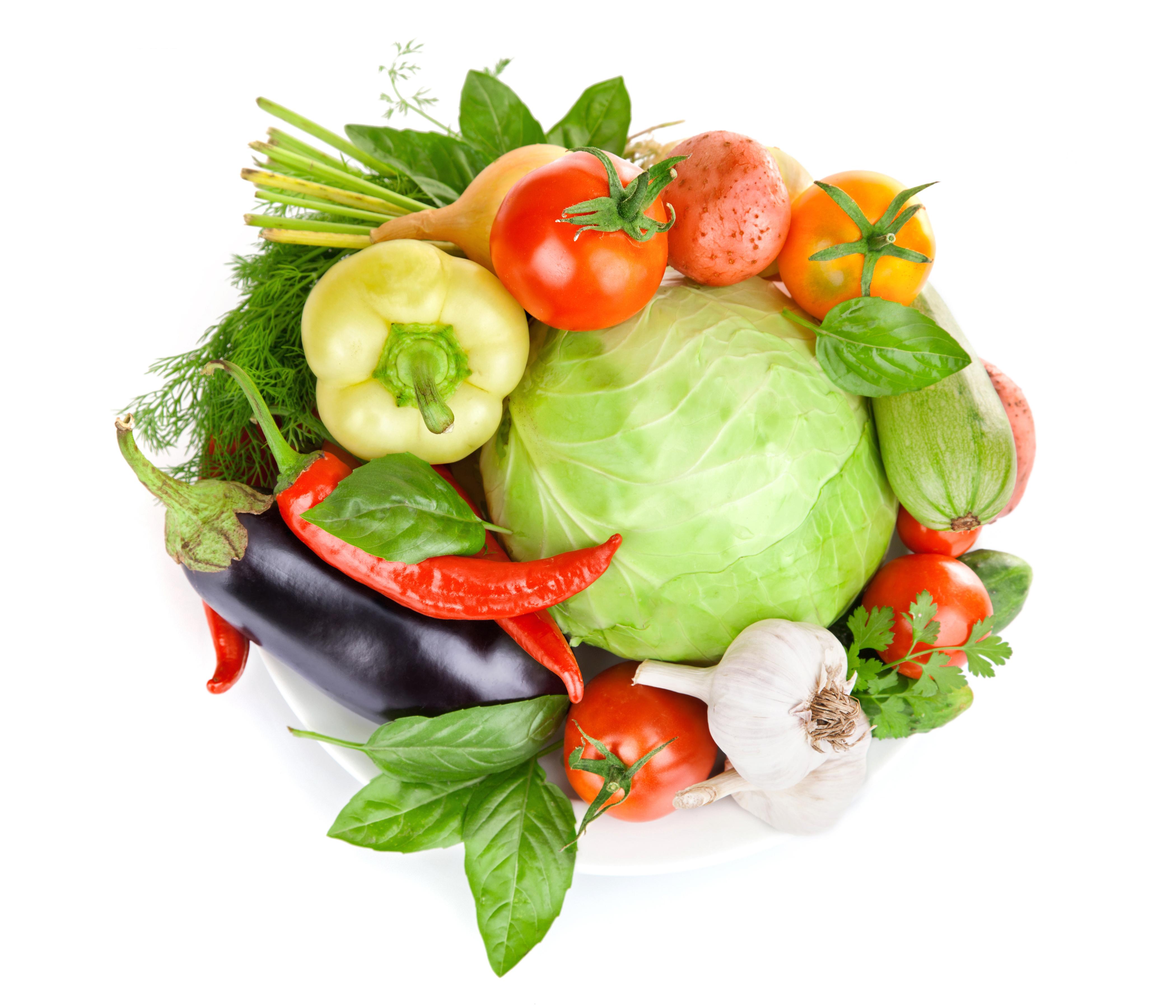 Картинка овощи прозрачный фон