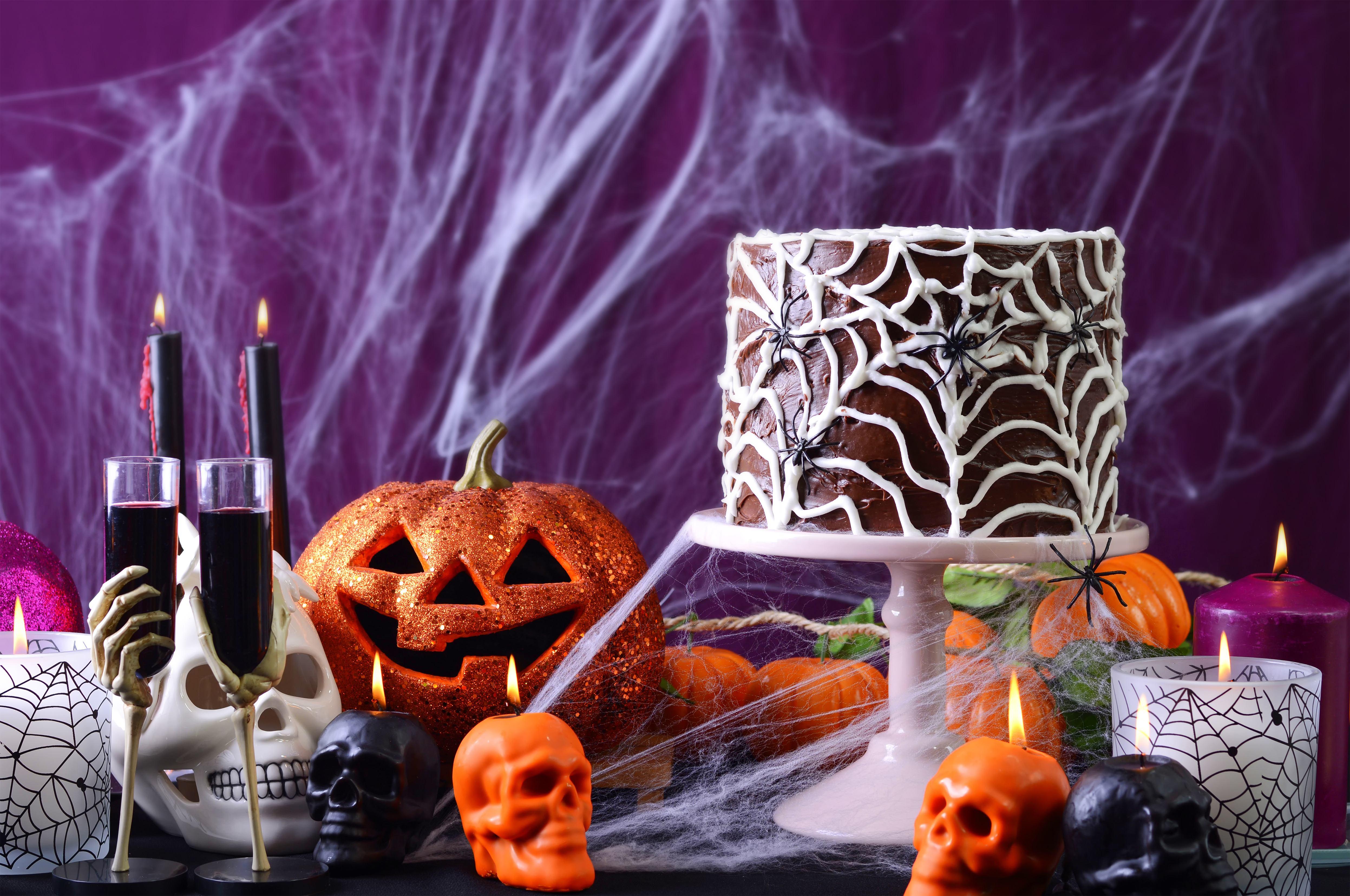 помощью хэллоуин фото на рабочий стол это сделать