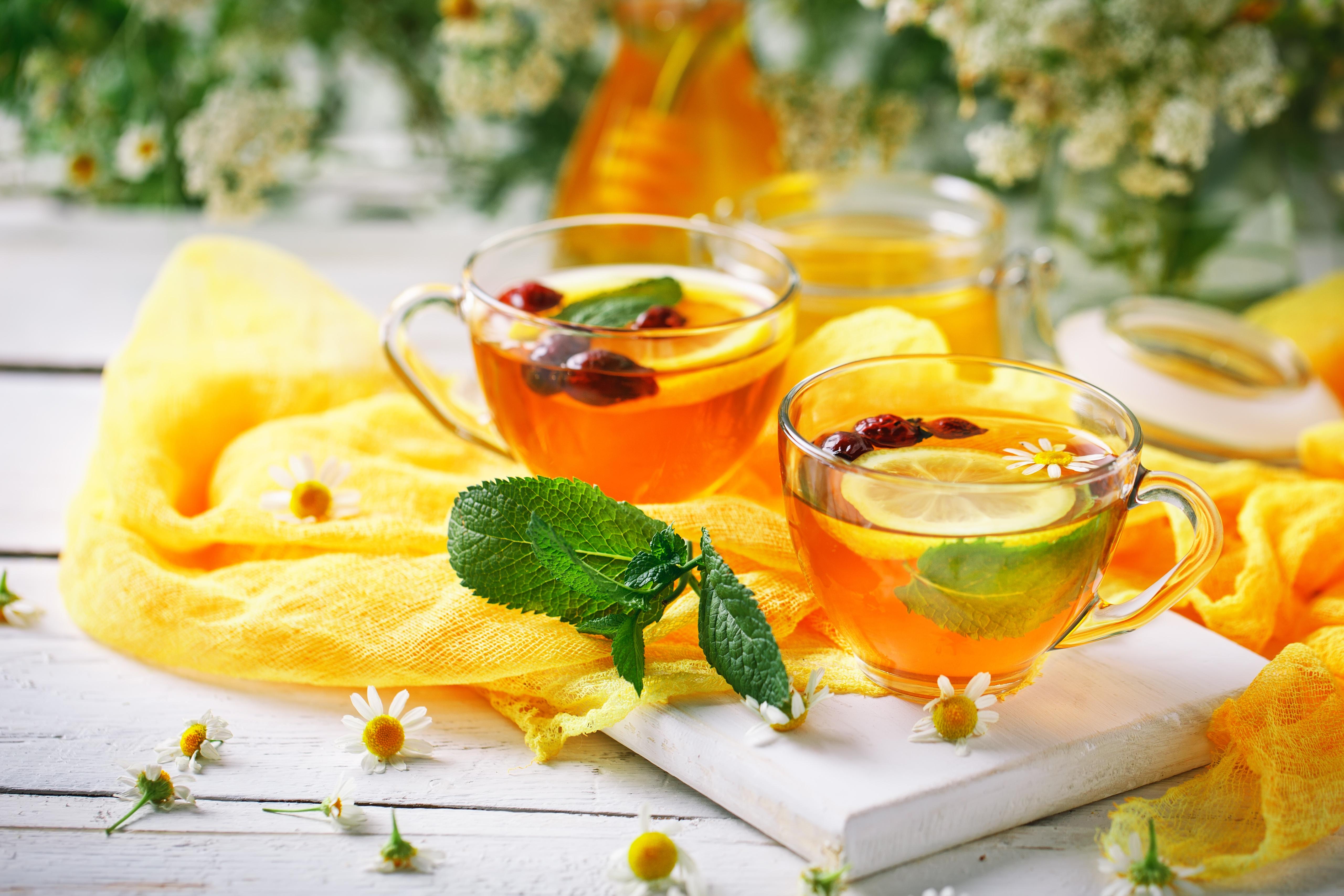 картинка чай с лимоном и медом и улыбка свободное