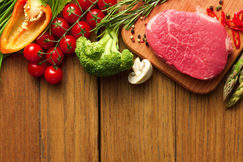 картинки мясо фрукты соединена
