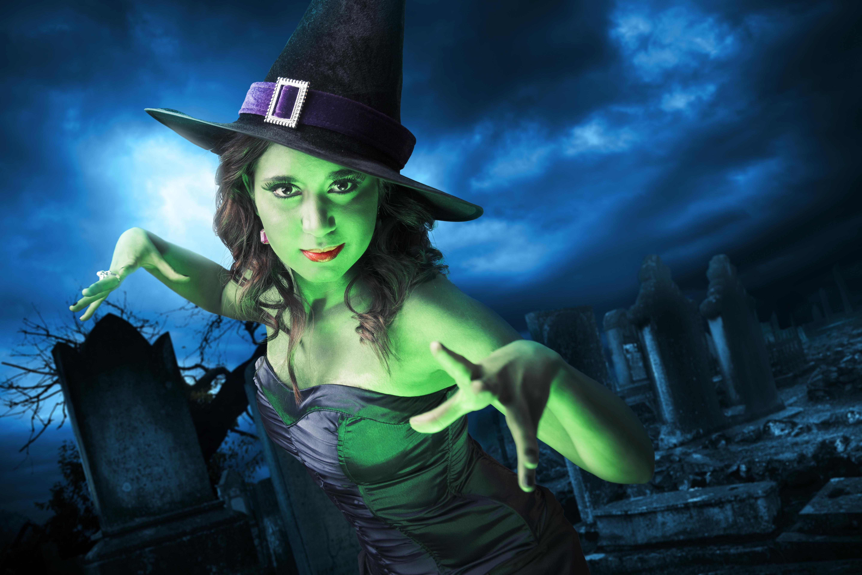 Картинки с ведьмами онлайн