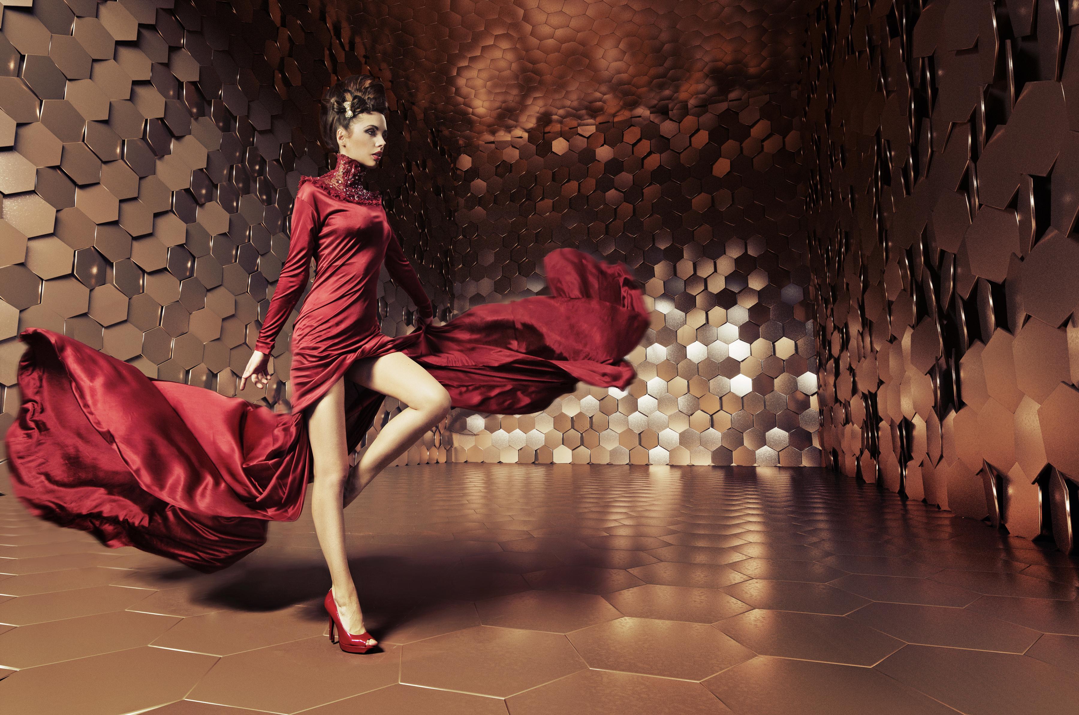 фото фантазии на тему красной пленки подвесной подшипник зил