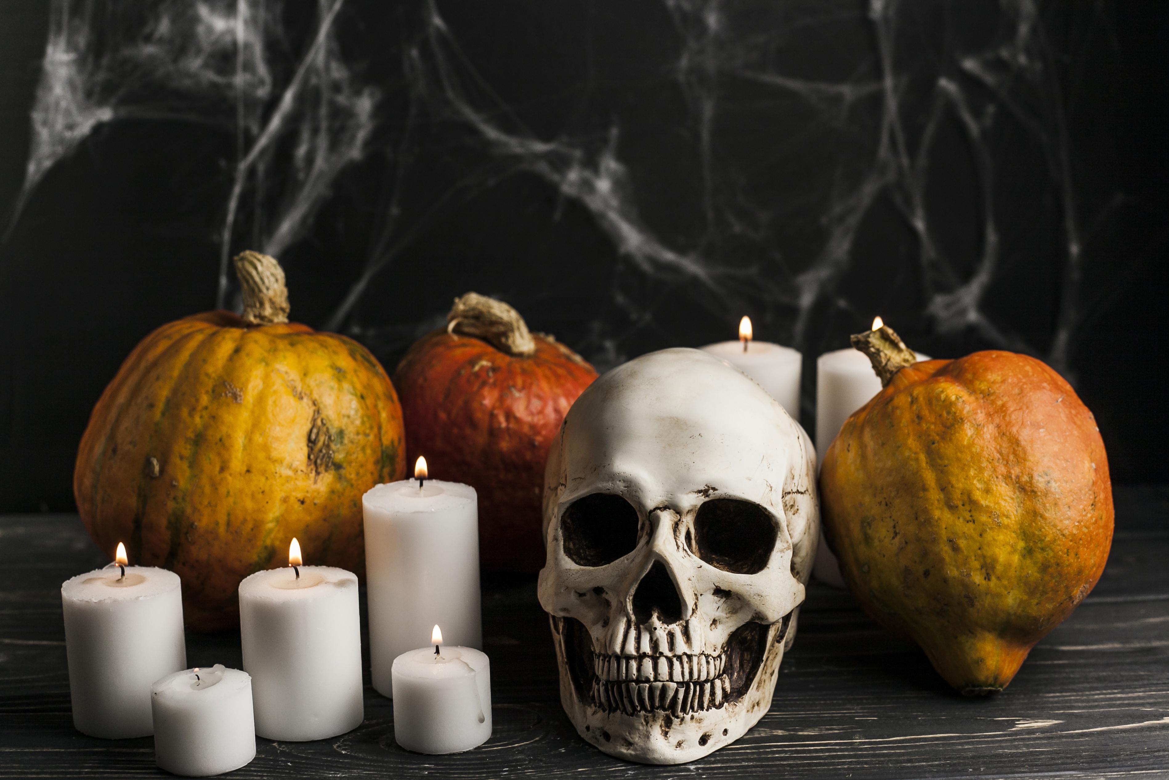 стремятся картинки черепов из хэллоуина кружку можно