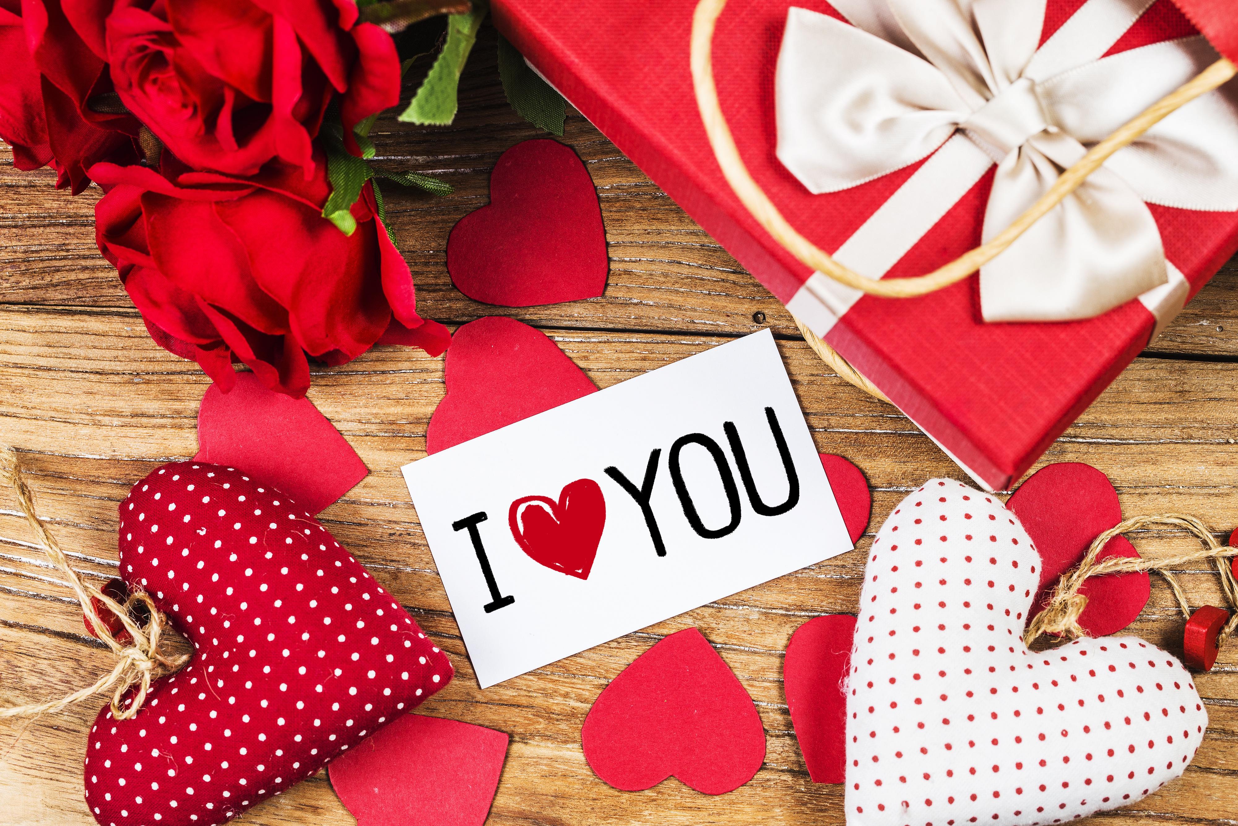 Любовные картинки подарки