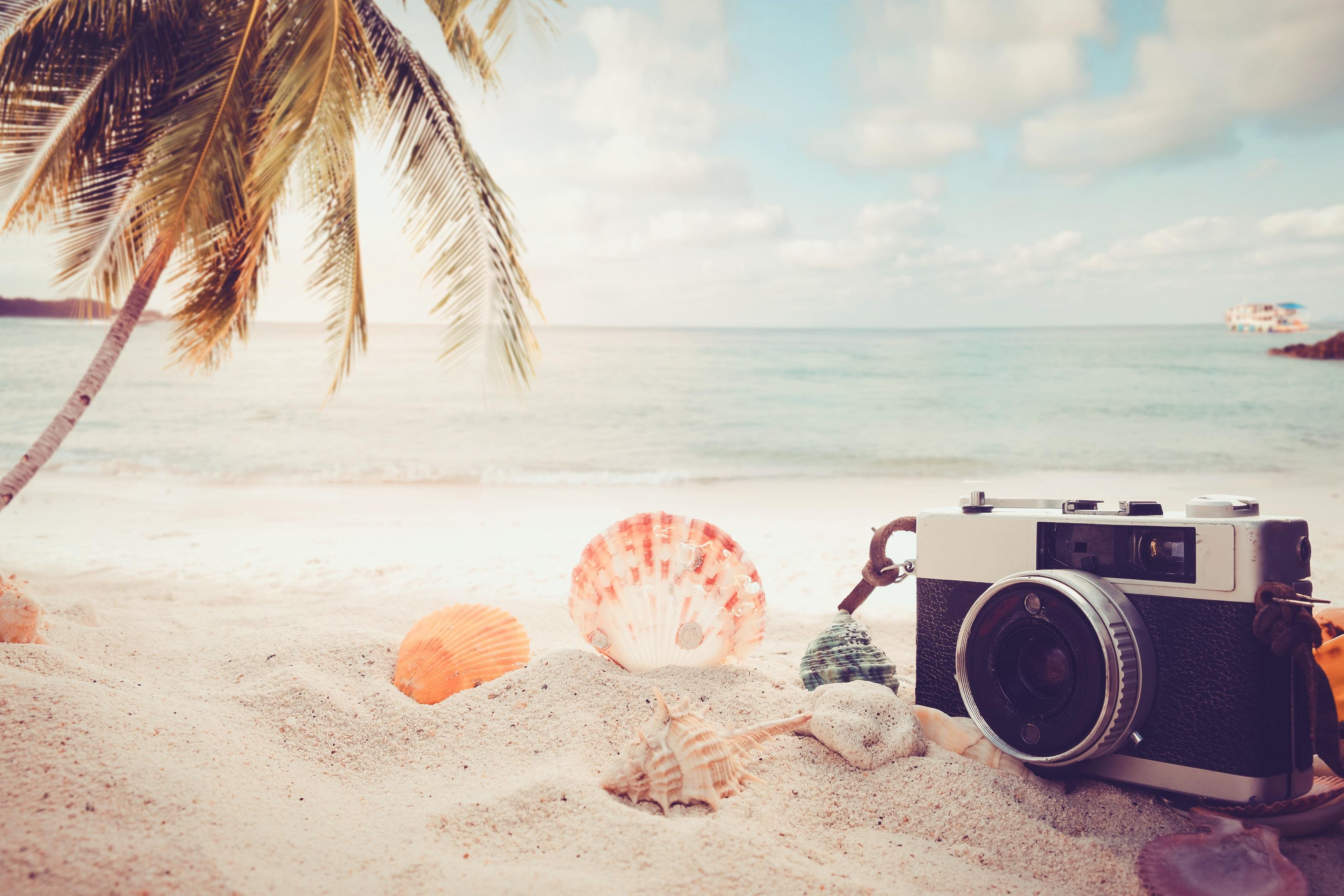 картинки брать с собой на море фотоаппарат этому пути