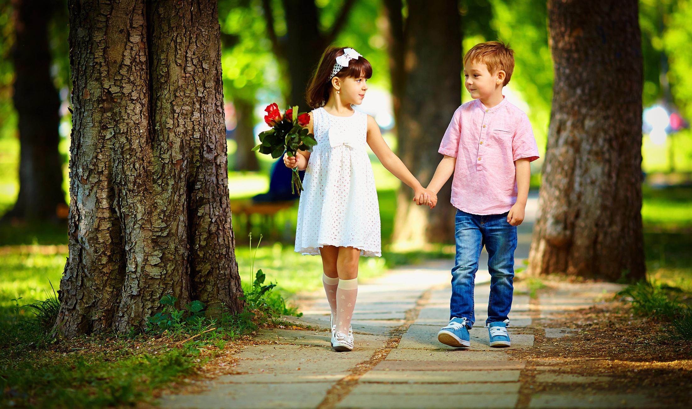 Картинки для девочек и мальчиков вместе