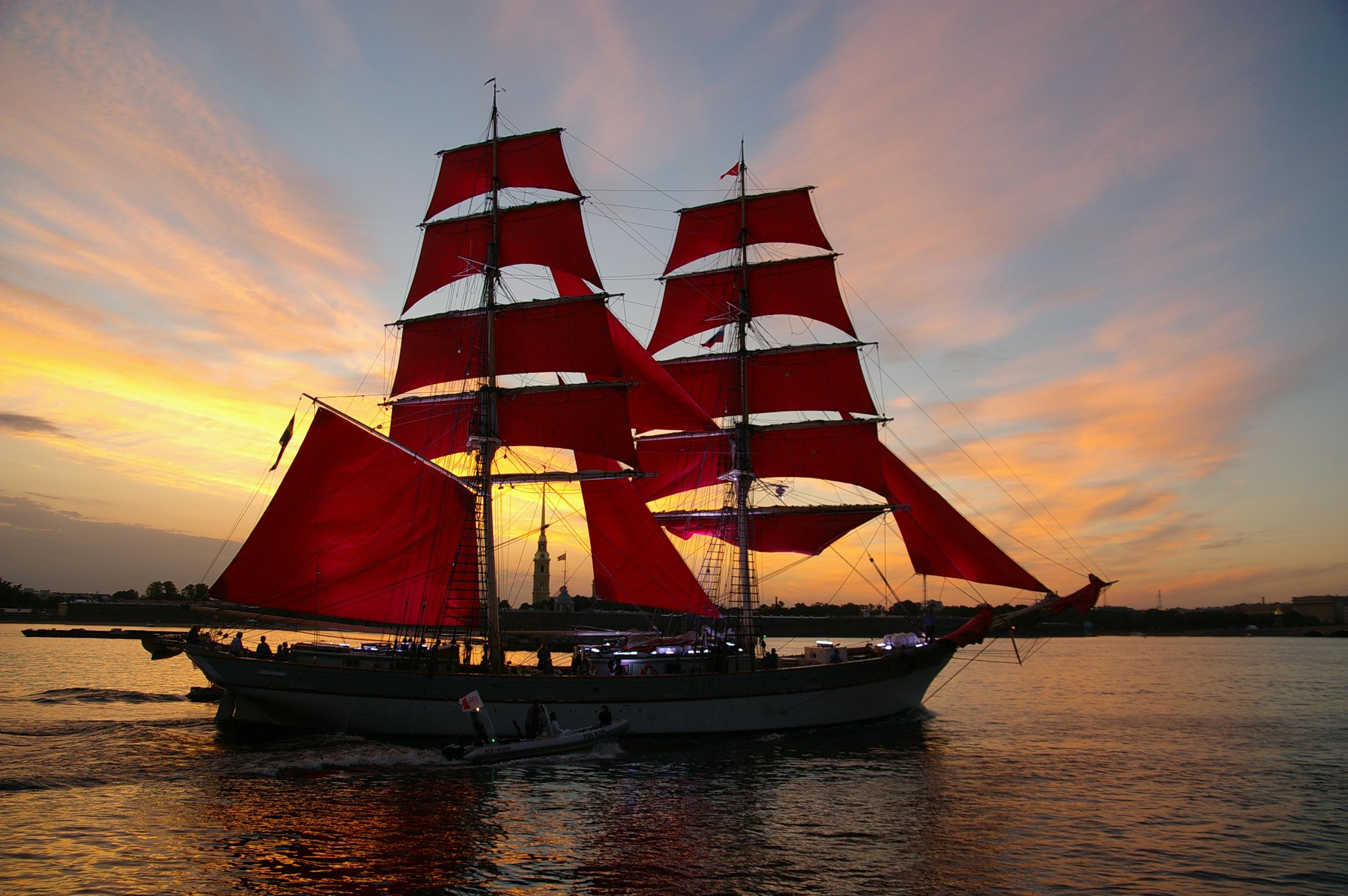 Картинки кораблей с парусами фото