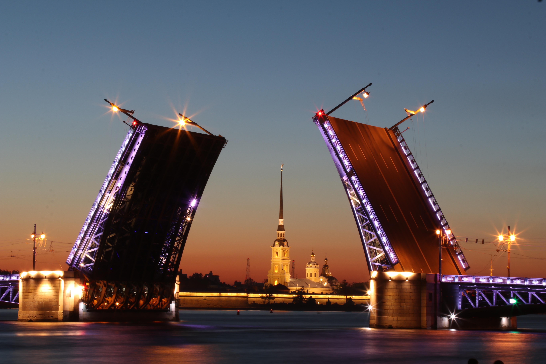 разводные мосты санкт петербурга фото с названиями циркумвертикальная