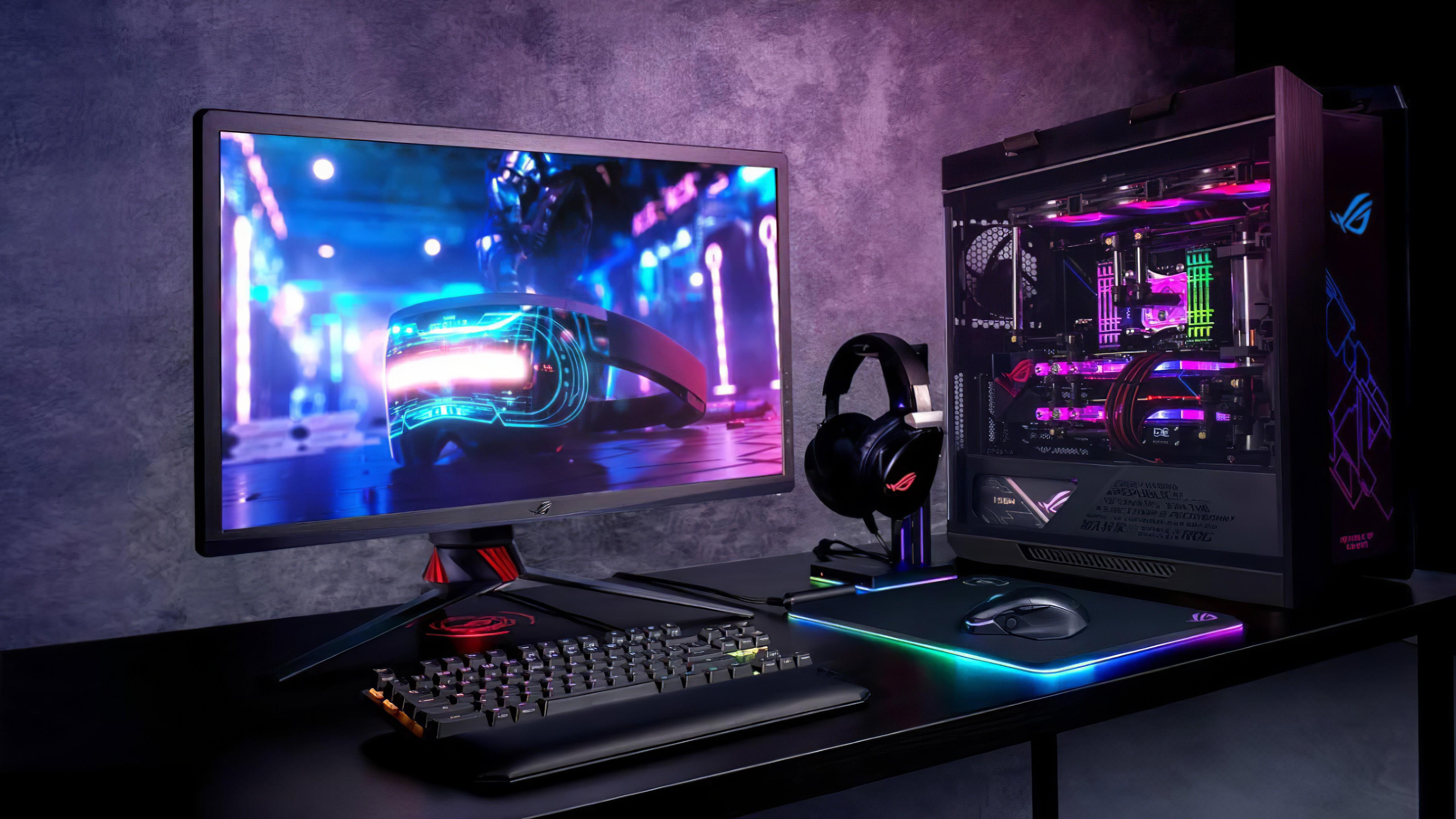 Обои для игрового компьютера