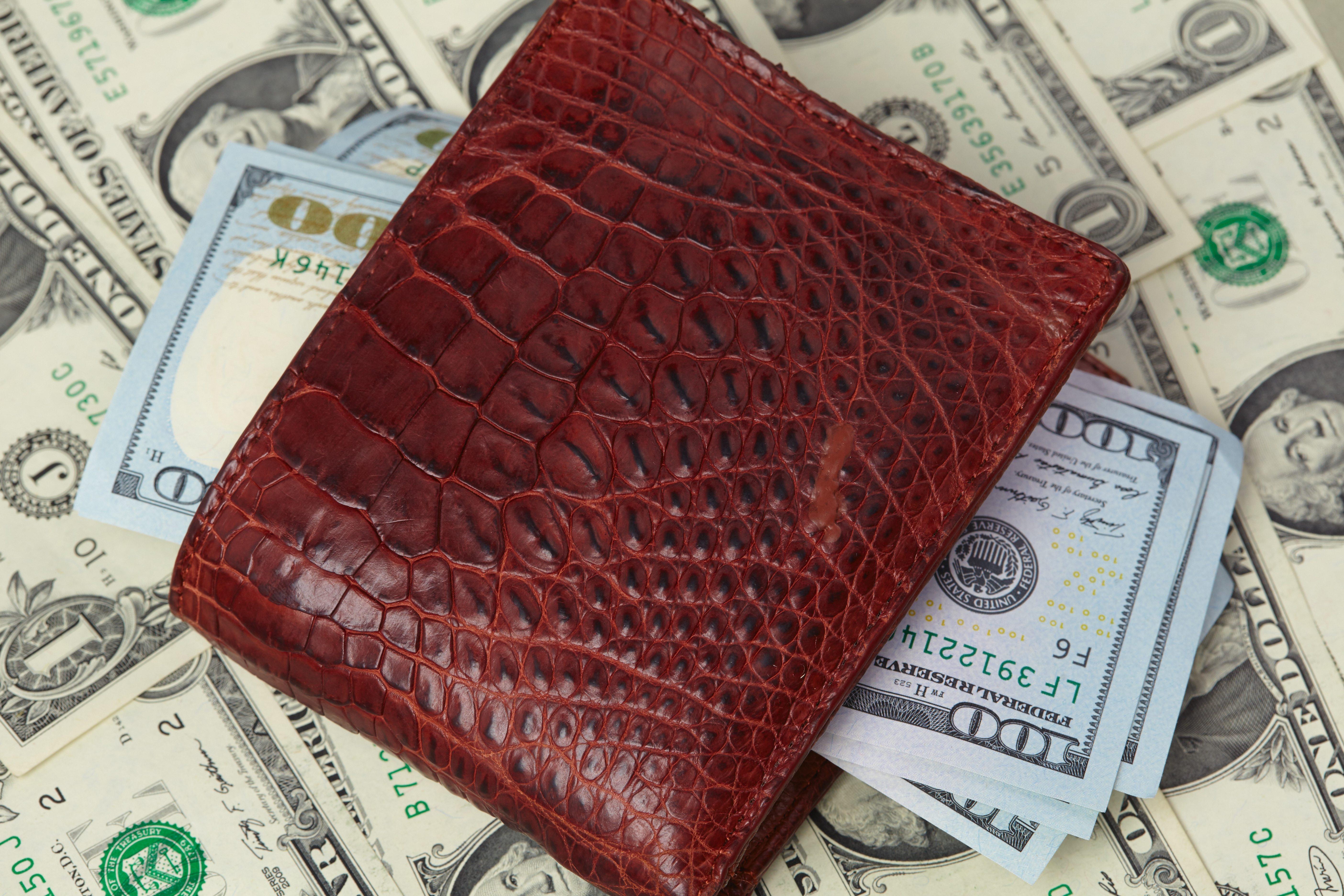 что нужно фотография кошелек с деньгами такого результата