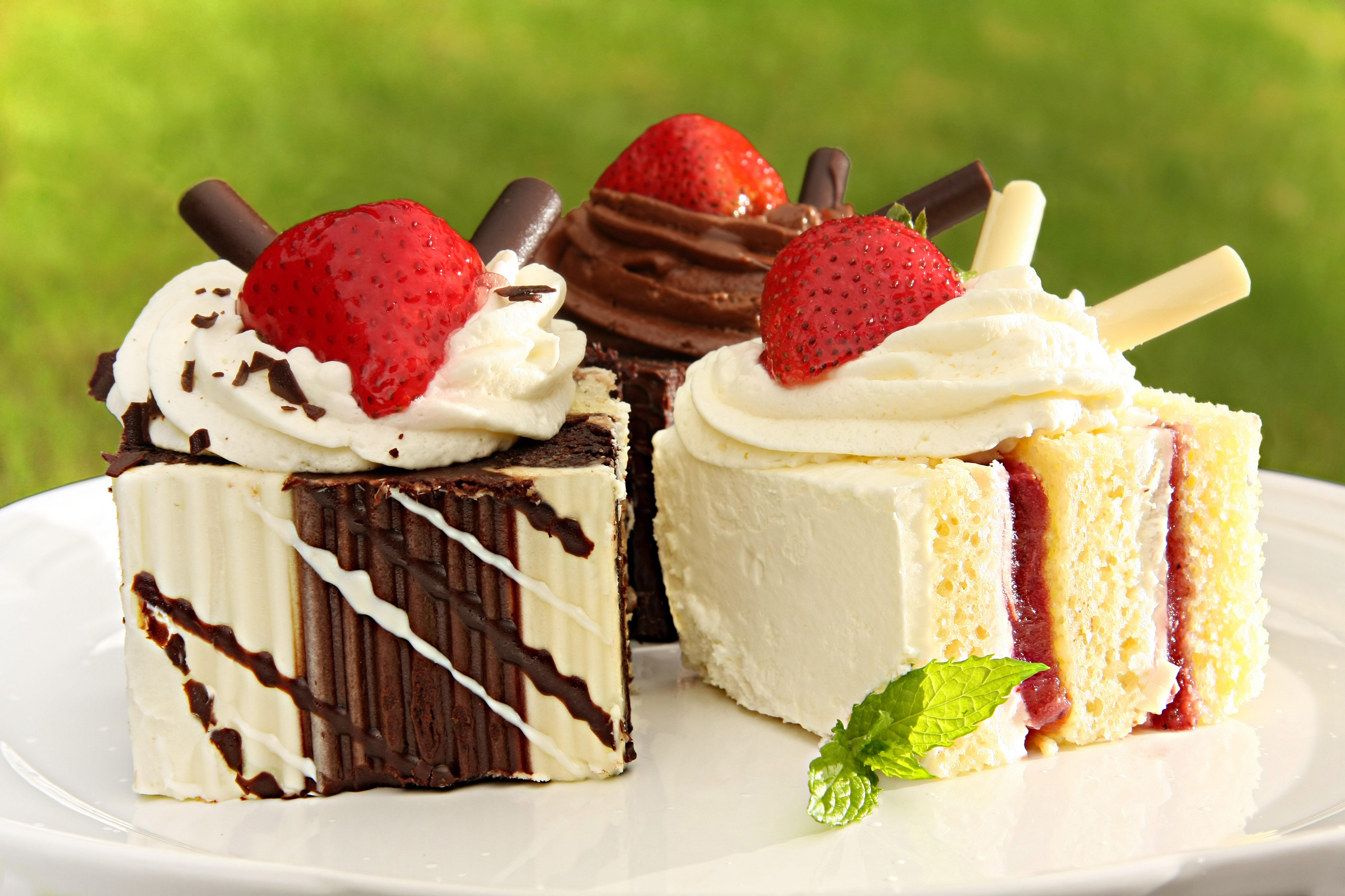 очень красивые пирожные картинки