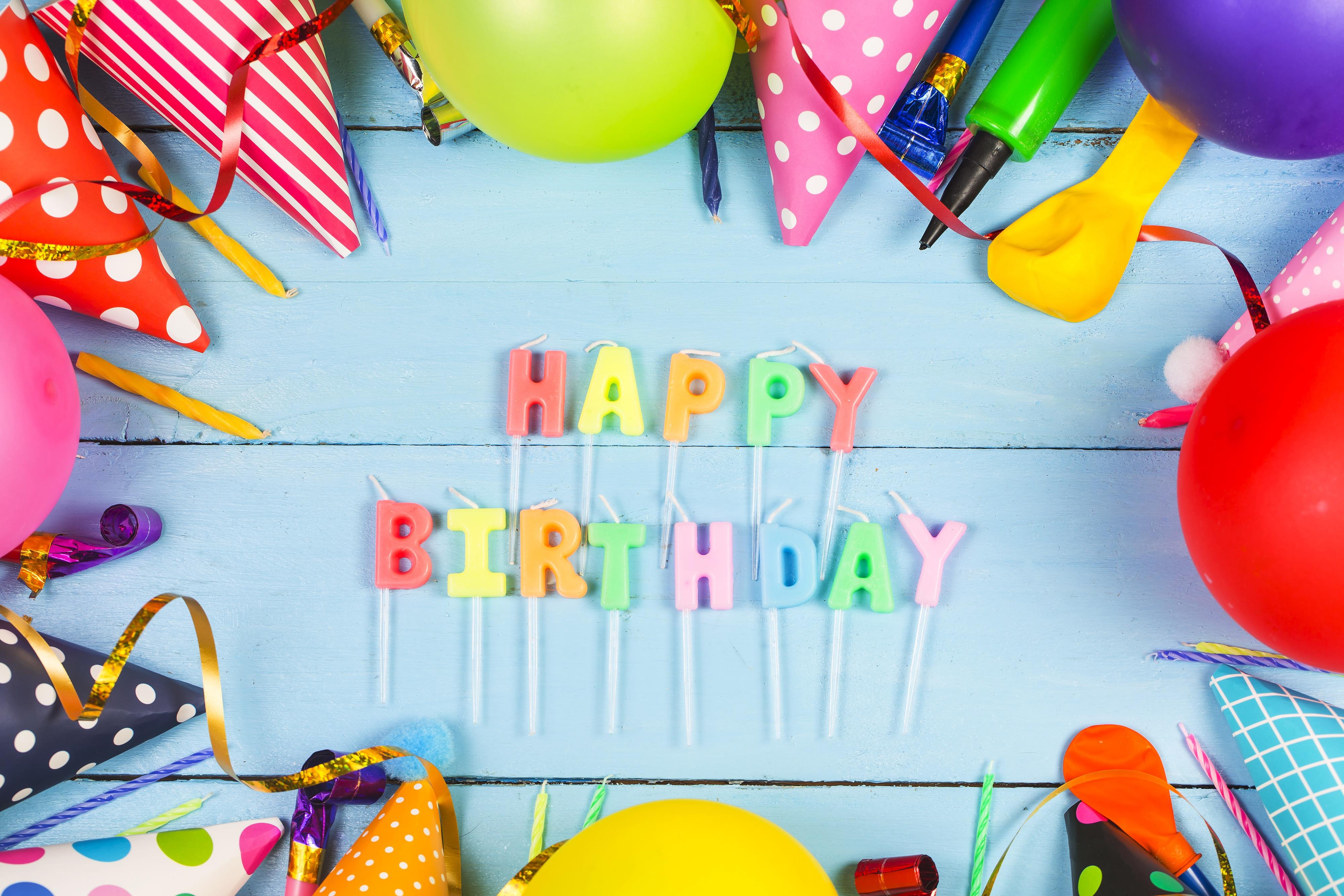 Картинки на рабочий стол день рождения сына