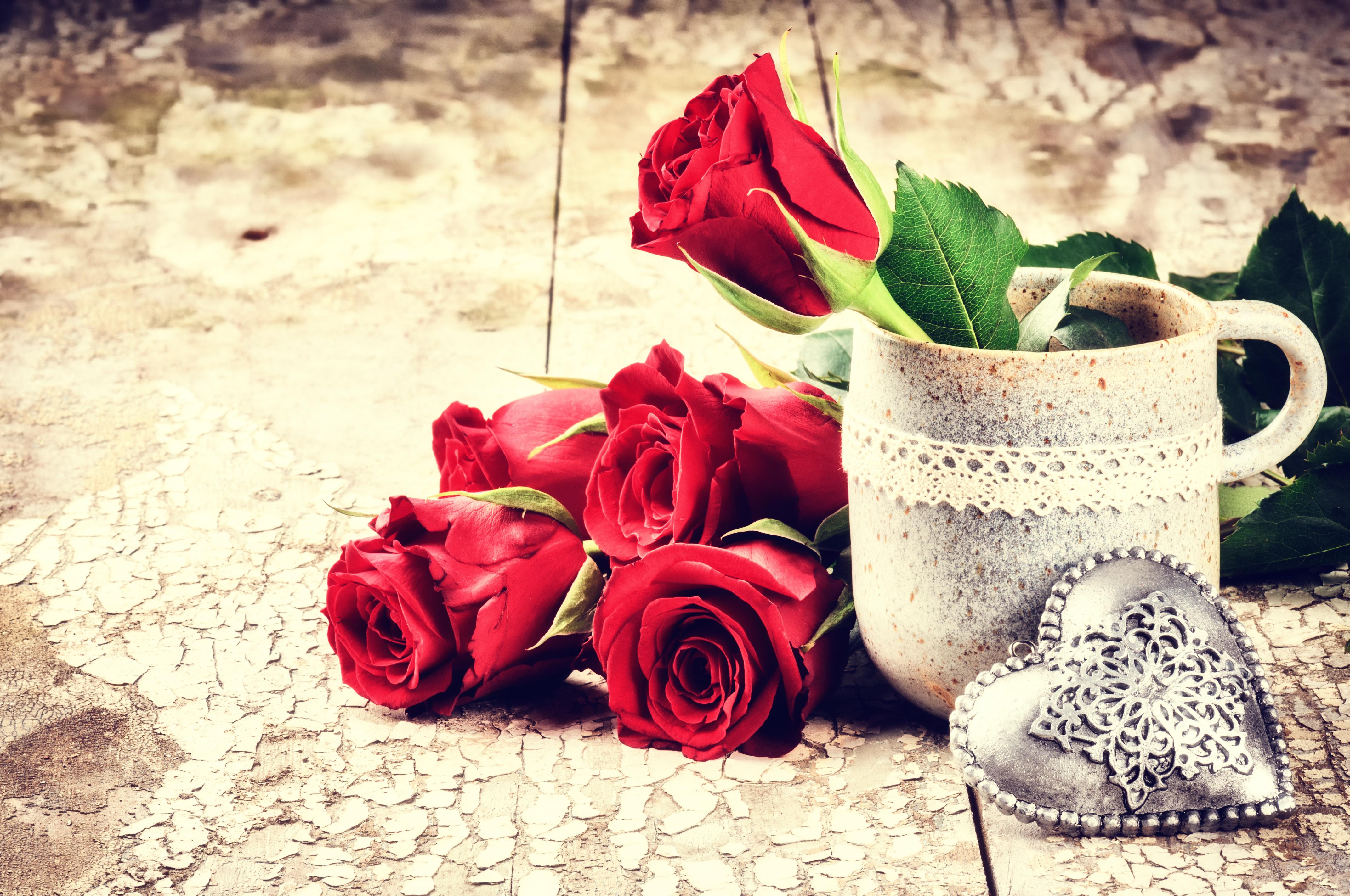 Открытки красивые розы для тебя медведь