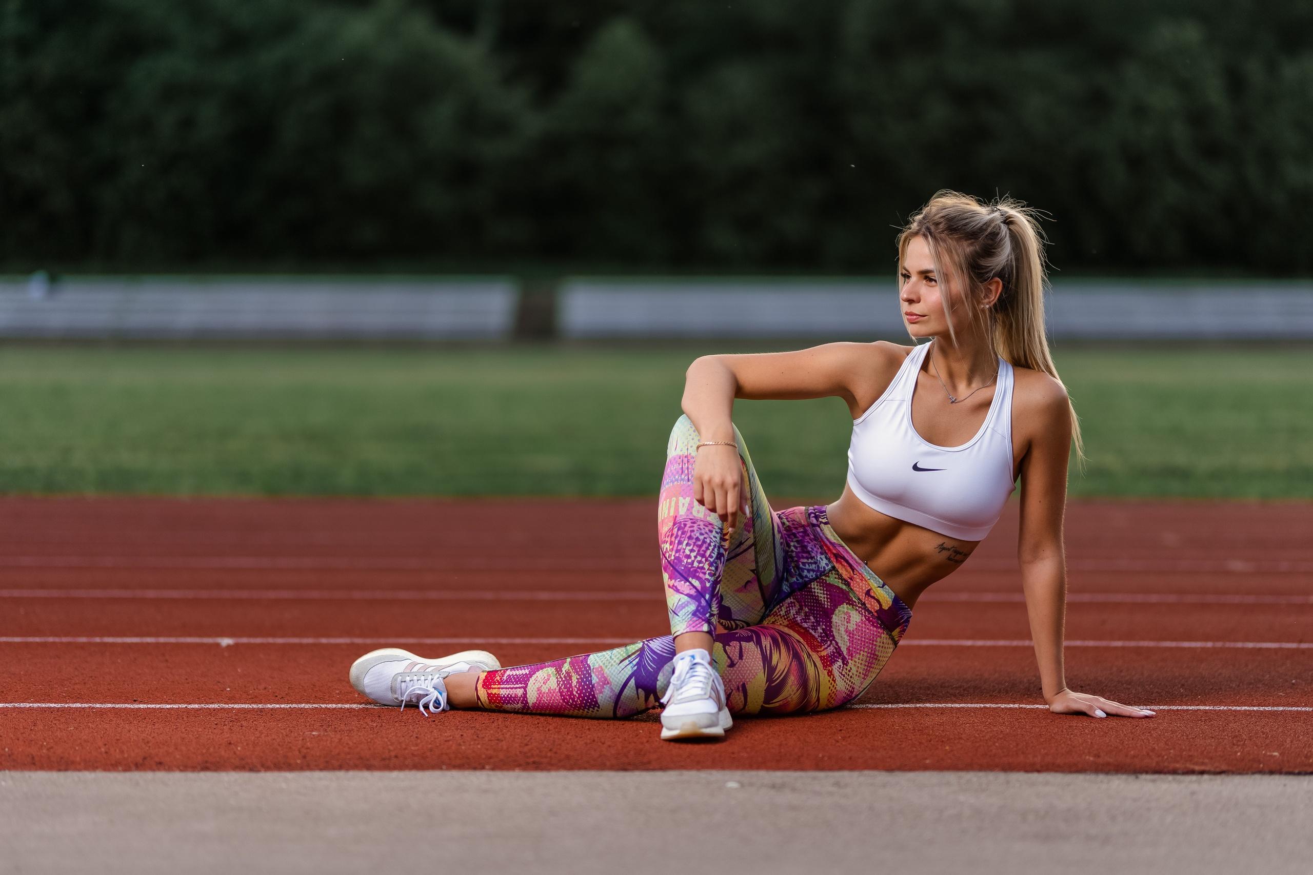 Как обрабатывать спортивные фотографии